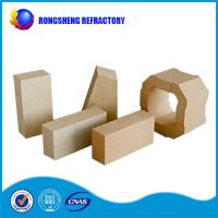 Cheap 2.75G / cm3 Low Creep  80% AL2O3 High Alumina Refractory Brick to Blast Furnace wholesale