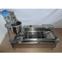 Cheap T-100 Commercial Donut Making Machine 300-1200 Pcs Per Hour For Cake Shop for sale