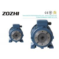 China 100% Copper Wier Hydraulic Electric Motor Inner Shaft Aluminum Housing 60HZ on sale