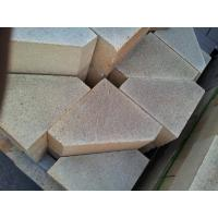 Quality Glass Furnace Large Fire Clay Brick Refractories Corrosion Resistant wholesale