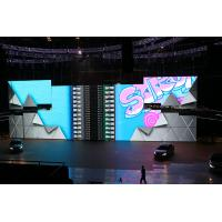 China 1920HZ Customized Led Panels For Stage With Pure Golden Wire Connection on sale
