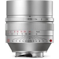 Cheap Brand New Leica Noctilux-M 50mm F0.95 ASPH - Silver (11667) for M 240 / M9 / MM for sale