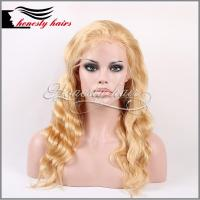 """Buy cheap Full lace wig, 18"""" 27# BW 100% remy hair, Front lace/Machined wig can be from wholesalers"""