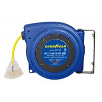 Cheap 125 Volt 13 Amp 3 Core Compact Goodyear Hose Reel With Reset Button wholesale