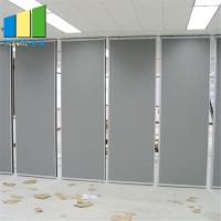 Cheap Operable Wall Aluminium Mobile Sound Proof Wall Partitions For Ballroom for sale