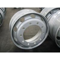 Heavy Duty Truck & Trailer Steel Wheel