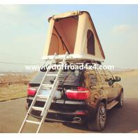 Cheap New Side Open Hard Sided Roof Top Tent, ABS Lid Triangle Roof Top Tent for sale