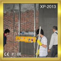 Cheap Spray Cement Plastering Machine Operation Process Brick Wall for sale