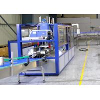Cheap High Speed Professionally Full Automatic Case Packer/Wrap Round Carton Caser Bottle Packer Cartoning Machine for sale