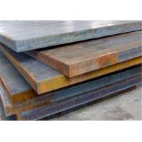 Cheap Carbon Structural Hot Rolled Mild Steel , Low Alloy Flat Steel Plate for sale
