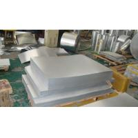 China Industrial Aluminum Sheet Metal Roll , Aluminum Roof Coil Width 400-1200mm on sale