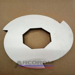 Cheap Paper slag shredder cutter/Crushing blade/slitting machine round knife for sale