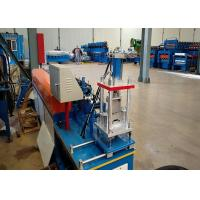 China 18DB Sound Shutter Door Roll Forming Machine Low Noise Easy Maintenance on sale
