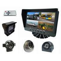 "Cheap Complete Truck System Rear View System With One 7"" 4 Channel Monitor and Cable for sale"