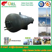 Cheap Metallurgical Industry Mud Drum Fire Tube For Condensing Gas Boiler for sale
