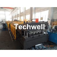 Cheap Welding Wall Plate Machine Frame Structural Metal Deck Forming Machine With Chain Transmission for sale