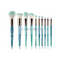 Cheap 10pcs  Soft Synthetic Hair Mass Level Makeup Brushes Globle - Look for sale