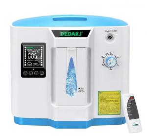 China 120VA 1L-6L Adjustable Medical Oxygen Concentrator on sale