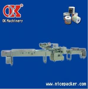 Cheap Toilet Tissue Single Packing Machine(OK-803 Type) for sale