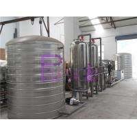 3.15kw Electric Pure Water Ro System Reverse Osmosis Water Filter 3000L / H