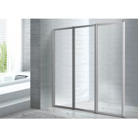 Cheap Folded Screen Glass 1400 X 800 Walk In Shower Enclosure CE SGS Certification for sale