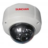 Cheap 25M IR Ip Security Camera Systems Of H.264 Onvif 2.0 1.3Megapixel for sale