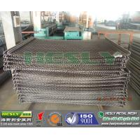 crimped wire mesh, crimped wire mesh with hook, crimped wire mesh for mine
