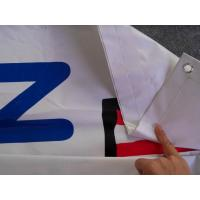 Cheap PVC Banner / PP Paper / KT board exhibition banner printing for window advertising for sale