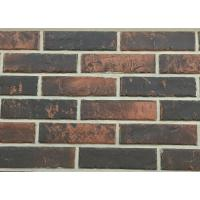 Cheap 3D30-3 Antique Indoor Cultured Brick Veneer Panels With High Strength wholesale