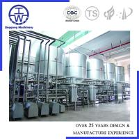 Cheap 100L - 5000L Clean In Place Plants Stainless Steel Beer Beverage Dairy PU Insulation for sale