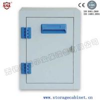 Cheap PP  Portable Polypropylene Corrosive Storage Cabinet For Chemical Laboratory Single door for sale
