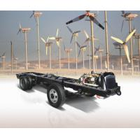 7.2m 140HP Dongfng EQ6720KT Diesel Bus Chassis
