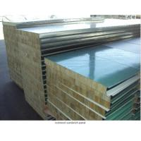 Keba insulation rock wool with steel sheet with for Steel wool insulation