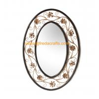 Antique framed mirror antique framed mirror for sale for Cheap antique style mirrors