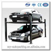 Cheap 3700kg Cheap and High Quality 4 Post Car Lift for Sale 4 Post Lift Mobile for sale