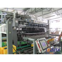 Cheap WSD-HZX120S Fully Automatic Pick And Place Machine , Intelligent Modular Design Case Packer 48000 Bottle Per Hour for sale