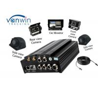 Buy cheap 4G H.264 MDVR truck security system , Digital Smart DVR Support Andriod / IOS from wholesalers
