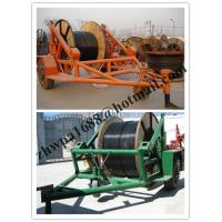 Cheap China Drum Trailer,best quality Cable Drum Trailer, Best quality cable trailer for sale