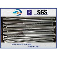 Cheap Customized High-Strength Hex Bolts For Rail Track with nuts and washers for sale