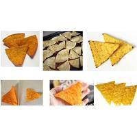 Buy cheap Food Processing Plant Machinery , Chips Making Machine Stainless Steel 304 from wholesalers