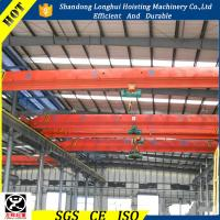 Cheap Workshop Overhead Crane 5 ton Single Girder Overhead Crane Bridge Crane 5 ton for sale for sale