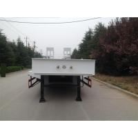 Cheap 2019 Hot Sale New/Used 3 Axle 40/50/60 Ton Low Bed Trailer Trucks for sale