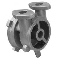 Cheap Cast iron water pump housing electrical / chemical galvanizing  pump chamber for sale