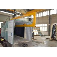 Cheap Low Noise U Shape Container Loading Glass Handing Machine Stable Working for sale