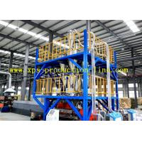 Cheap Foam Insulation Boards Twin Screw Extruder Machine with closed-pore alleviate structure wholesale