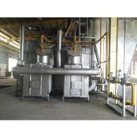 China 10 Metric Tonnes Easy Operation Melting And Holding Furnace For Aluminium Casthouse on sale