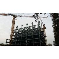 High Strength Commercial Steel Structures ASTM A36 Environmental Friendly