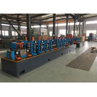 Cheap High-frequency 60- 165 mm steel welded pipe production line making machine for sale