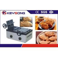 Cheap Industrial Bakery Equipment Electric Fish Shape Waffle Taiyaki for sale