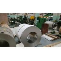 Cheap AISI 301 Precision Stainless Steel Strip Roll / Thin Steel Strips Industry for sale